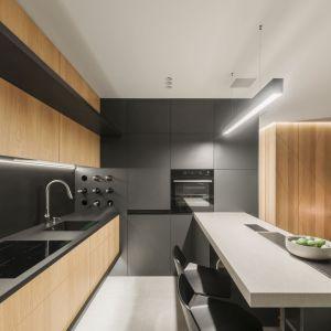 Projekt: Hi-Light Architects. Zdjęcia: Den Didenko