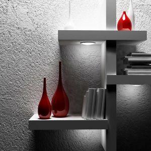 Nowoczesne oświetlenie mebli. Fot. GTV