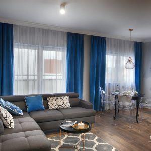 3 miejsce w konkursie Dobrze Mieszkaj-Najlepsze Projekty. Mieszkanie w stylu nowojorskim. Autorka: Marta Piórkowska-Paluch