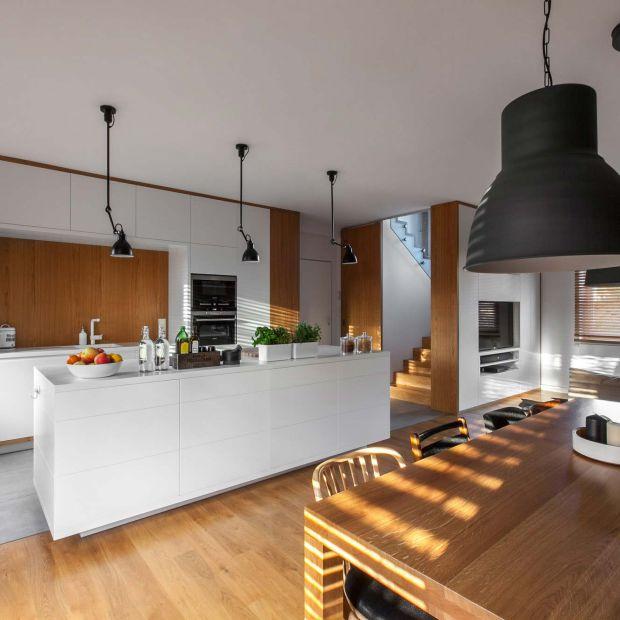 Nowoczesny dom - projekt dla rodziny