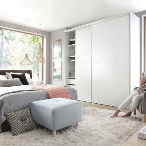 Domowa garderoba - zaprojektuj idealną szafę