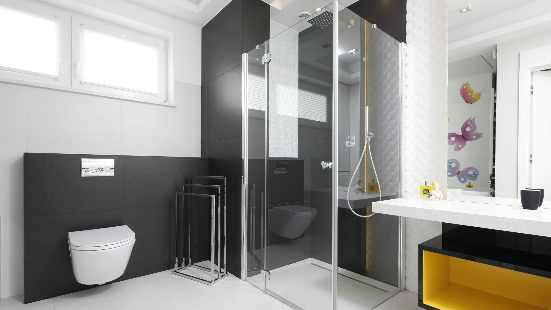 Remont łazienki 12 Pomysłów Na Prysznic