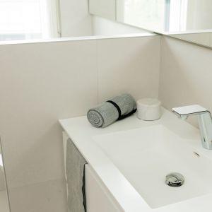 Sposoby na kamień w łazience. Fot. Oras