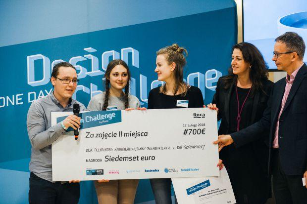 W pierwszej polskiej edycji konkursu One Day Design Challenge by Roca udział wzięło blisko 270. młodych profesjonalistów oraz studentów architektury i designu