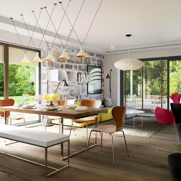 Nowoczesny dom: zobacz jak można zaprojektować 150 metrów