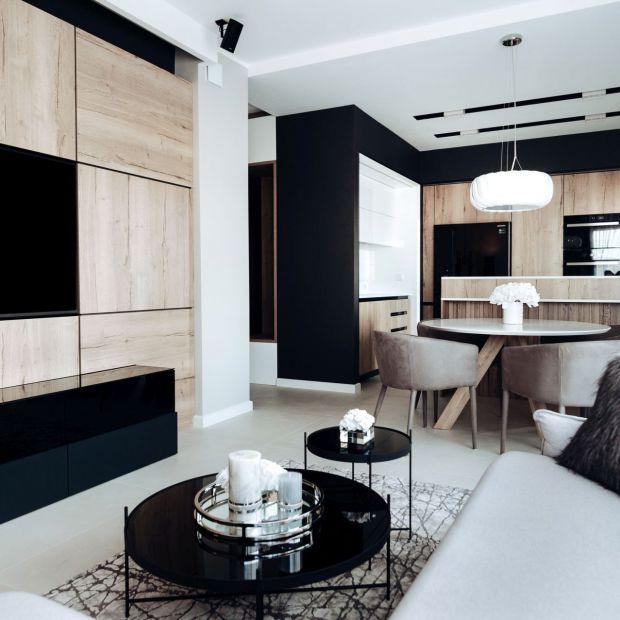 Nagrodzona metamorfoza mieszkania w Toruniu