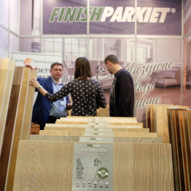 Drewniane podłogi dla wymagających: Finishparkiet na 4 Design Days