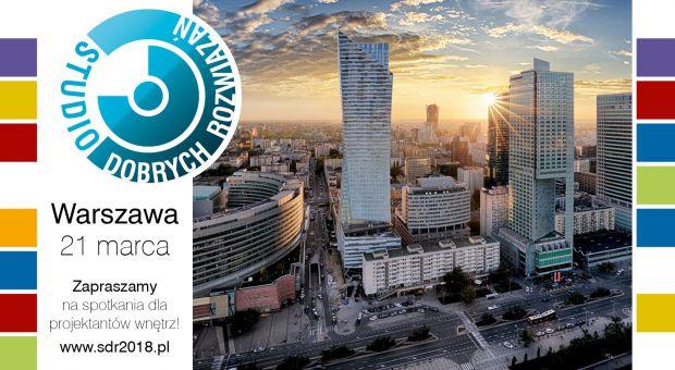 21 marca Studio Dobrych Rozwiązań gości w Warszawie