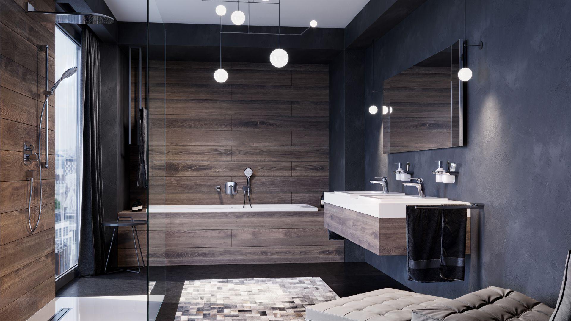 Projekt modnej łazienki - nowoczesna i kreatywna armatura