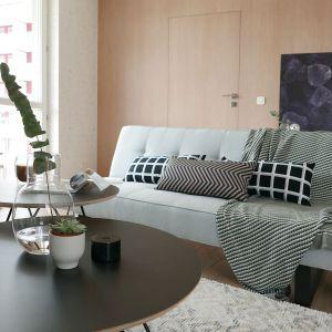 Salon. Projekt i zdjęcia: Aleksandra Pater-Bartnik / ArchOmega Studio