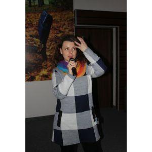 Agnieszka Golub, key account manager, marka Ruke. Studio Dobrych Rozwiązań, 28.02 Bydgoszcz