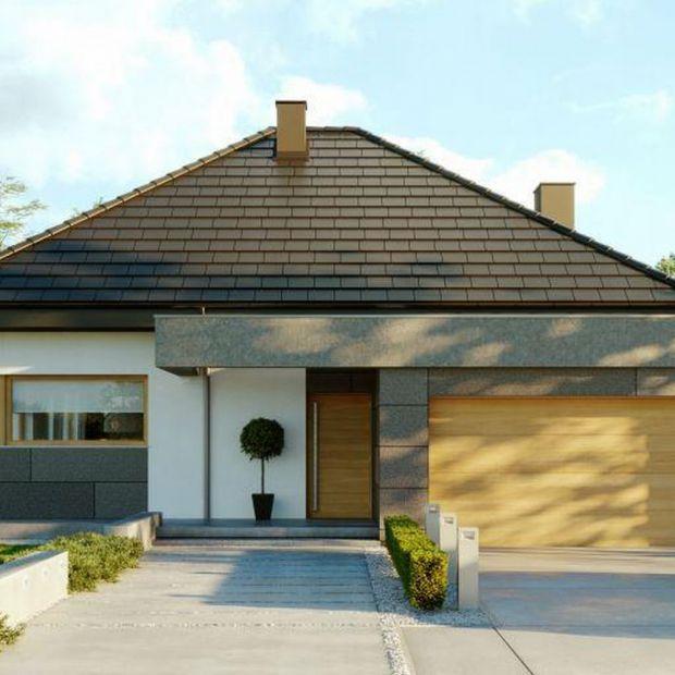 Kolor elewacji - jaki wybrać do nowoczesnego domu
