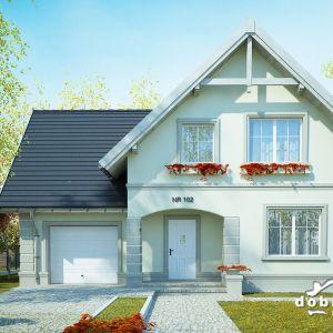 Ekologiczne metody na ogrzewanie domu, projekt domu Realny. Fot. Dobre Domy