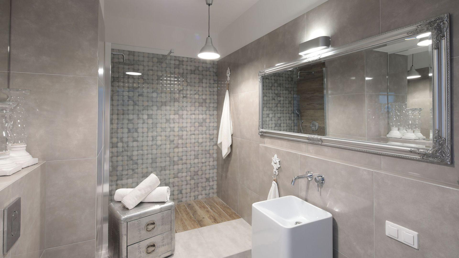 ściany W łazience 20 Pięknych Zdjęć