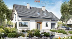 Prosty, ekonomiczny, nowoczesny – tak można scharakteryzować jeden z najnowszych projektów domów w ofercie ARCHON+.