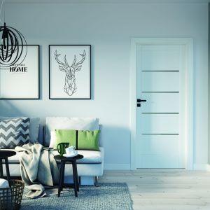 Wnętrze w skandynawskim stylu. Fot. Porta