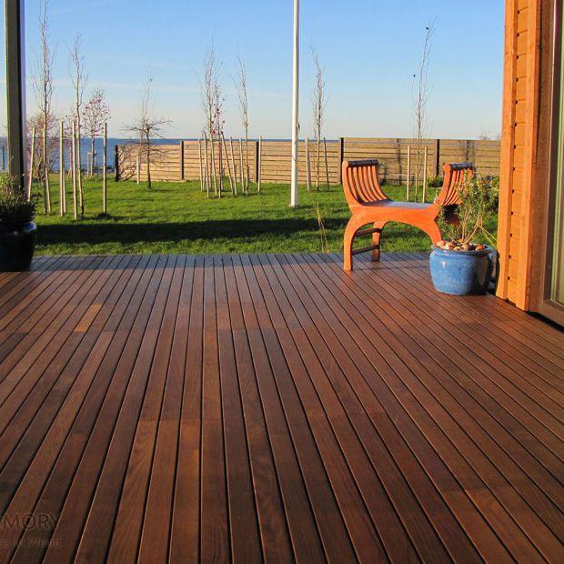 Ekspert radzi jak zadbać o drewniany taras po zimie?