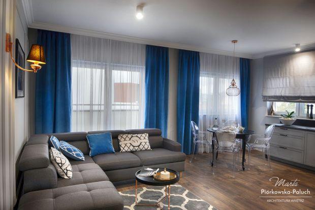 Apartament w nowojorskim stylu