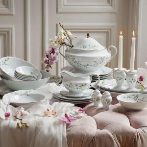 Piękna porcelana: serwis Sonja. Fot. Fyrklövern