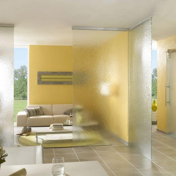 Szkło ornamentowe - tak wykorzystasz w aranżacji
