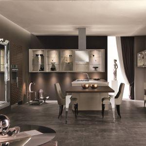 Kuchnia z kolekcji Luxury Glam. Fot. Aster Cucine