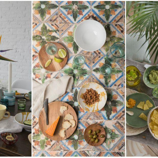 Dekoracja stołu: wiosenne aranżacje