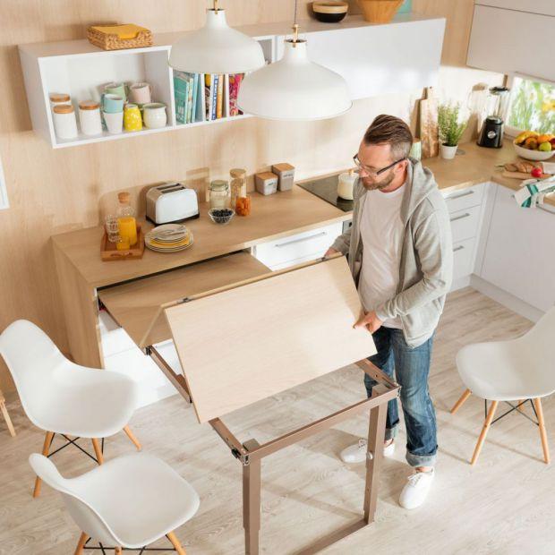 Porządek w kuchni - zobacz sprawdzone rozwiązania
