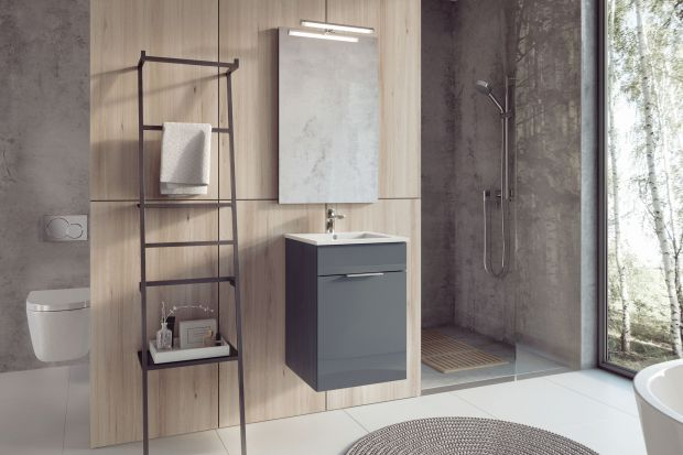 Mała łazienka - tak ją urządzisz dla gości