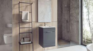 Jak urządzić łazienkę, aby była jednocześnie elegancka i wygodna? Wybierając materiały na ściany i podłogi warto sięgnąć po wzory klasyczne i ponadczasowe.