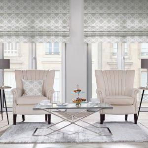 Miejska dżungla, białe i kremowe wnętrza w stylu francuskim oraz pastele - te trendy będą dominowały w nadchodzącym sezonie. Fot. Dekoria