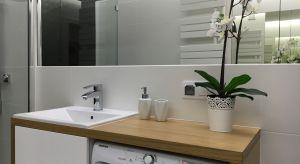 Zaprojektowanie niewielkiej powierzchni łazienki to nie lada wyzwanie. Zwłaszcza jeśli ma tylko 4,5 m² a musi spełnić swoje wszystkie funkcje.