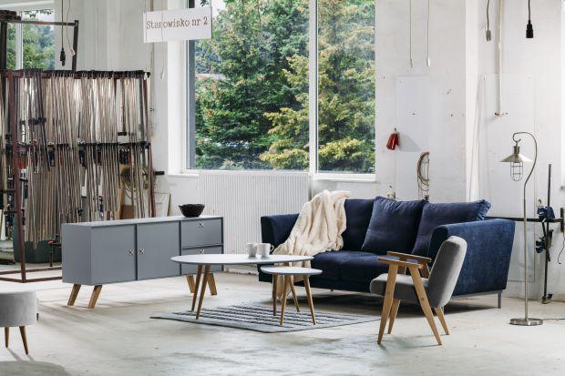 Modny salon - tak go urządzisz w stylu skandynawskim