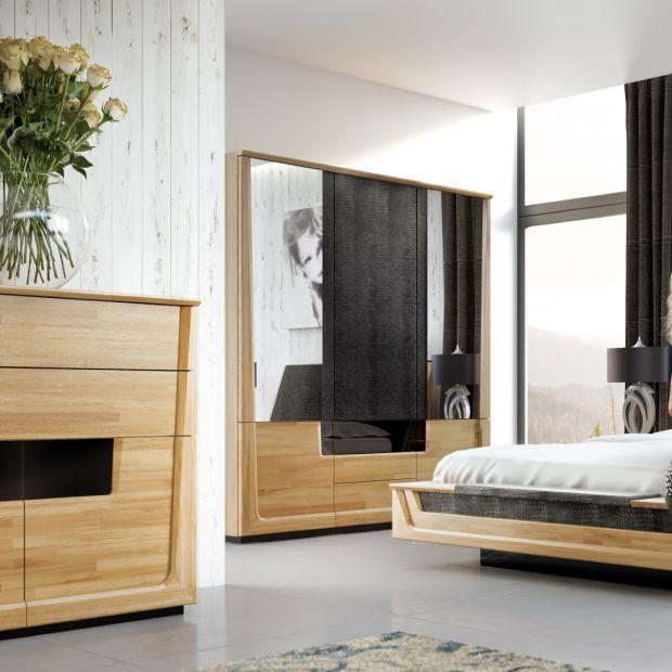 Garderoba w sypialni - wybieramy meble