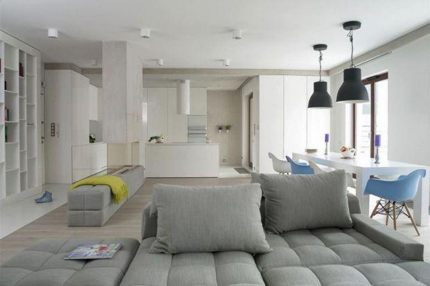 Minimalistyczne wnętrza: zobacz ciekawe projekty