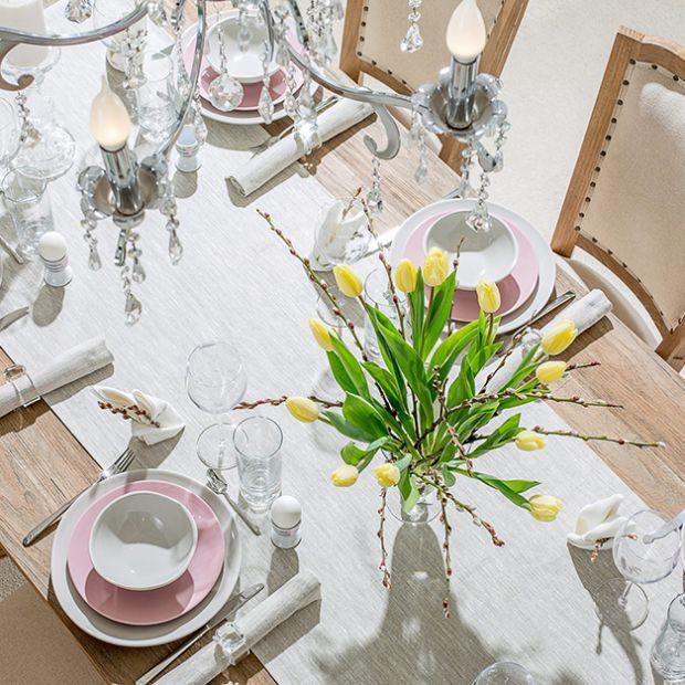 4 pomysły na wielkanocny stół