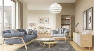 Jasne barwy przywodzą na myśl głównie czystość i nieskazitelność, ale mogą być również słodkim wykończeniem mieszkania, bazą, która sprawi, że nasz wymarzony salon będzie czymś więcej niż pomieszczeniem z telewizorem.