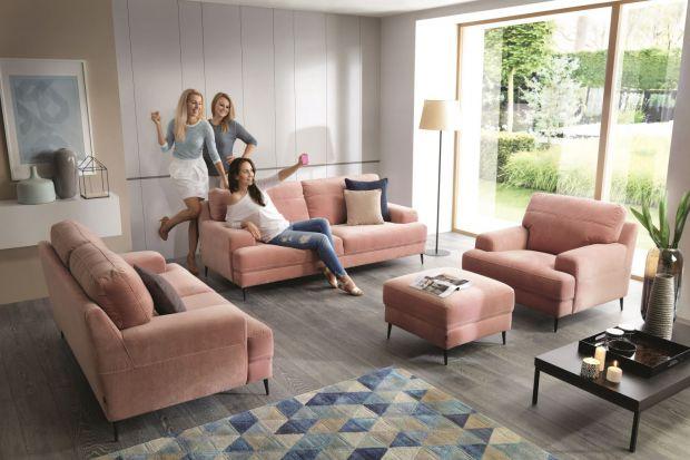 Salon towarzyski - 5 pomysłów na meble