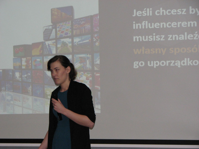 Agata Makowska, Stroer Digital Media. Studio Dobrych Rozwiązań, 14.03 Olsztyn