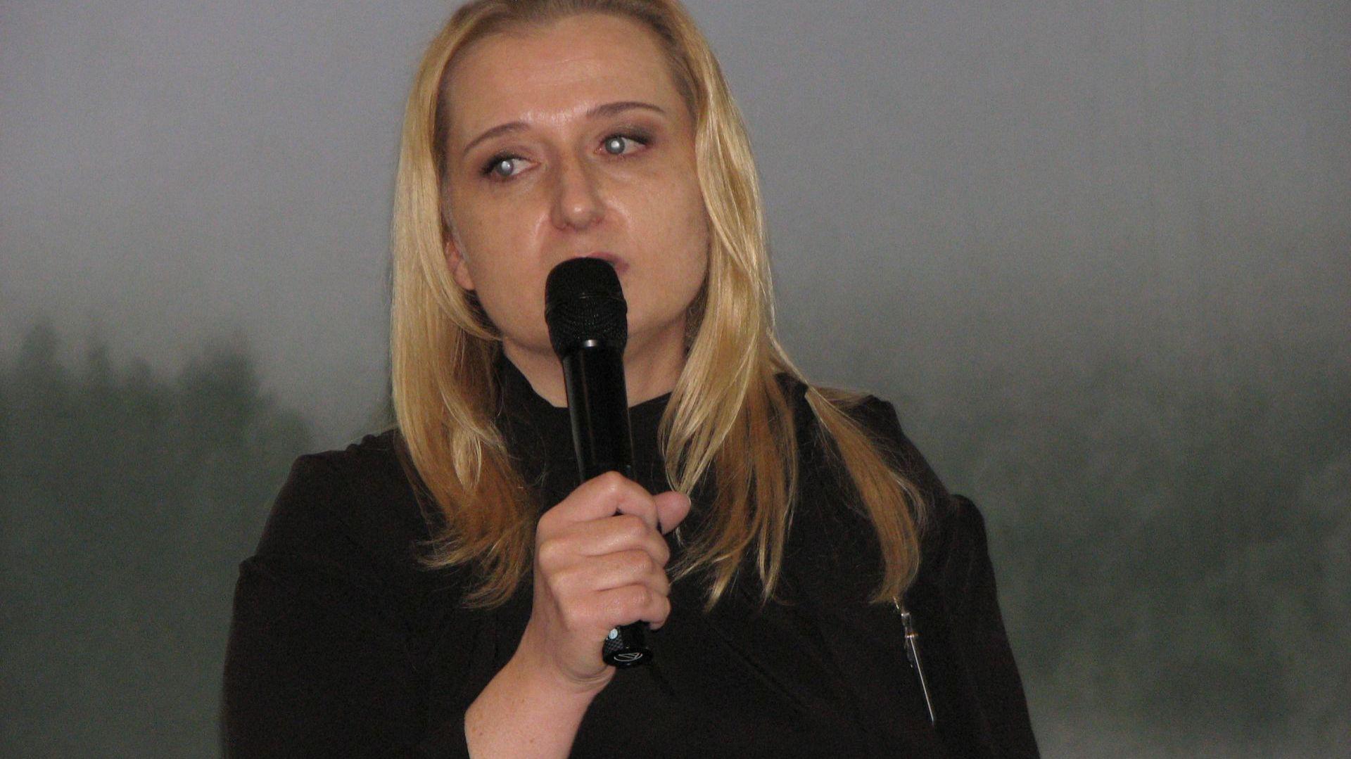 Klementyna Sobieraj, przedstawiciel firmy Cersanit. Studio Dobrych Rozwiązań, 14.03 Olsztyn