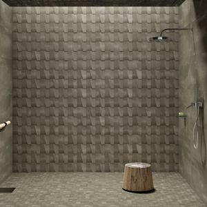 Płytki ceramiczne do łazienki: trendy na 2018 rok. Kolekcja Nanoarea. Fot. Apavisa
