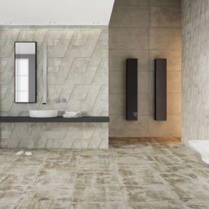 Płytki ceramiczne do łazienki: trendy na 2018 rok. Kolekcja Nanofusion 7.0. Fot. Apavisa