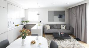 Standardowe mieszkanie singla to najczęściej kawalerka lub dwa, niewielkie pokoje. Aranżacja tak małego metrażu, zwłaszcza kuchni stanowi nie lada wyzwanie.