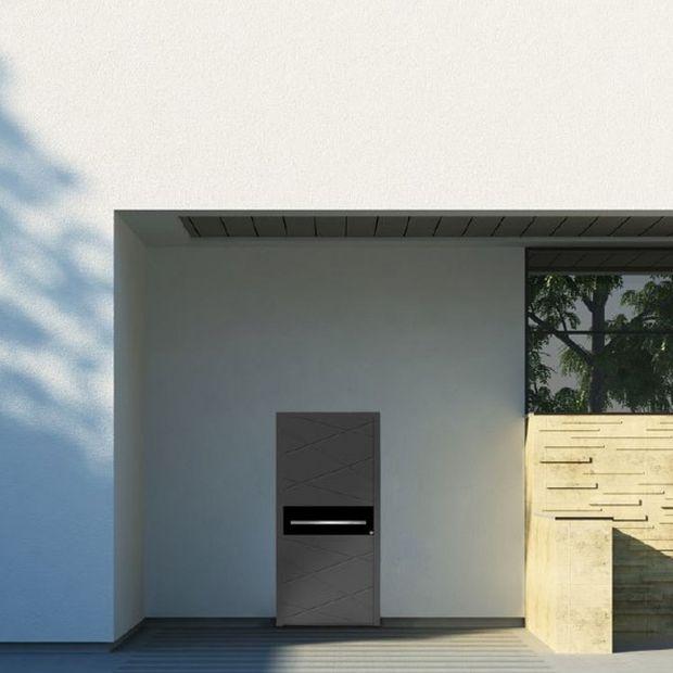 Drzwi zewnętrzne: poznaj zalety aluminiowych modeli