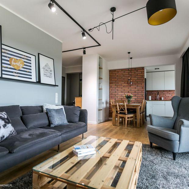 Rodzinne wnętrze - zobacz przytulne mieszkanie