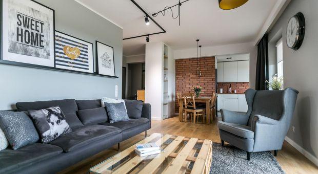 Bezpretensjonalny apartament dla pięcioosobowej rodziny