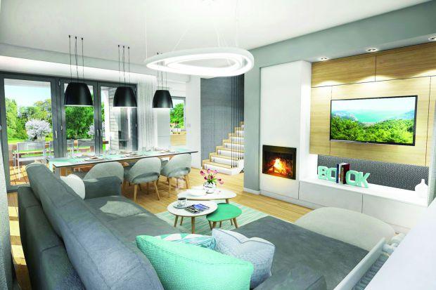 Mały dom: nowoczesny i ekonomiczny w budowie
