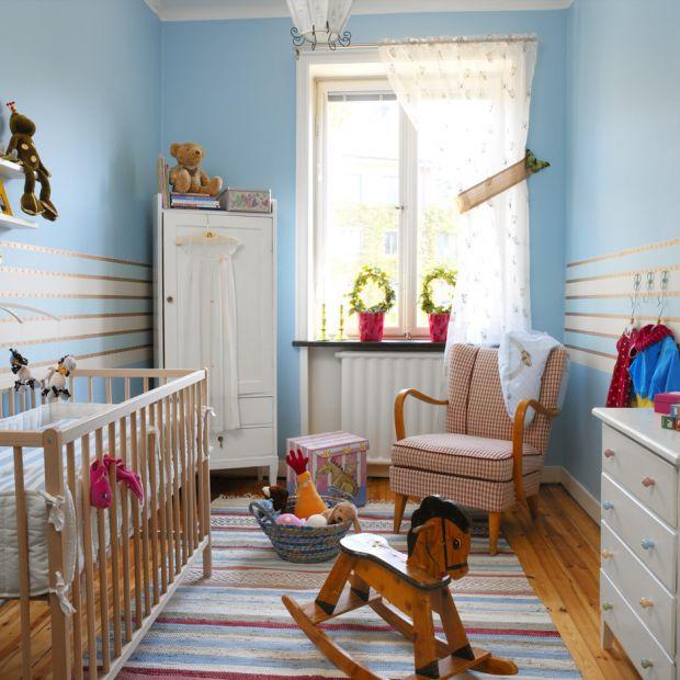 Pokój dziecka: aranżujemy kącik dla noworodka
