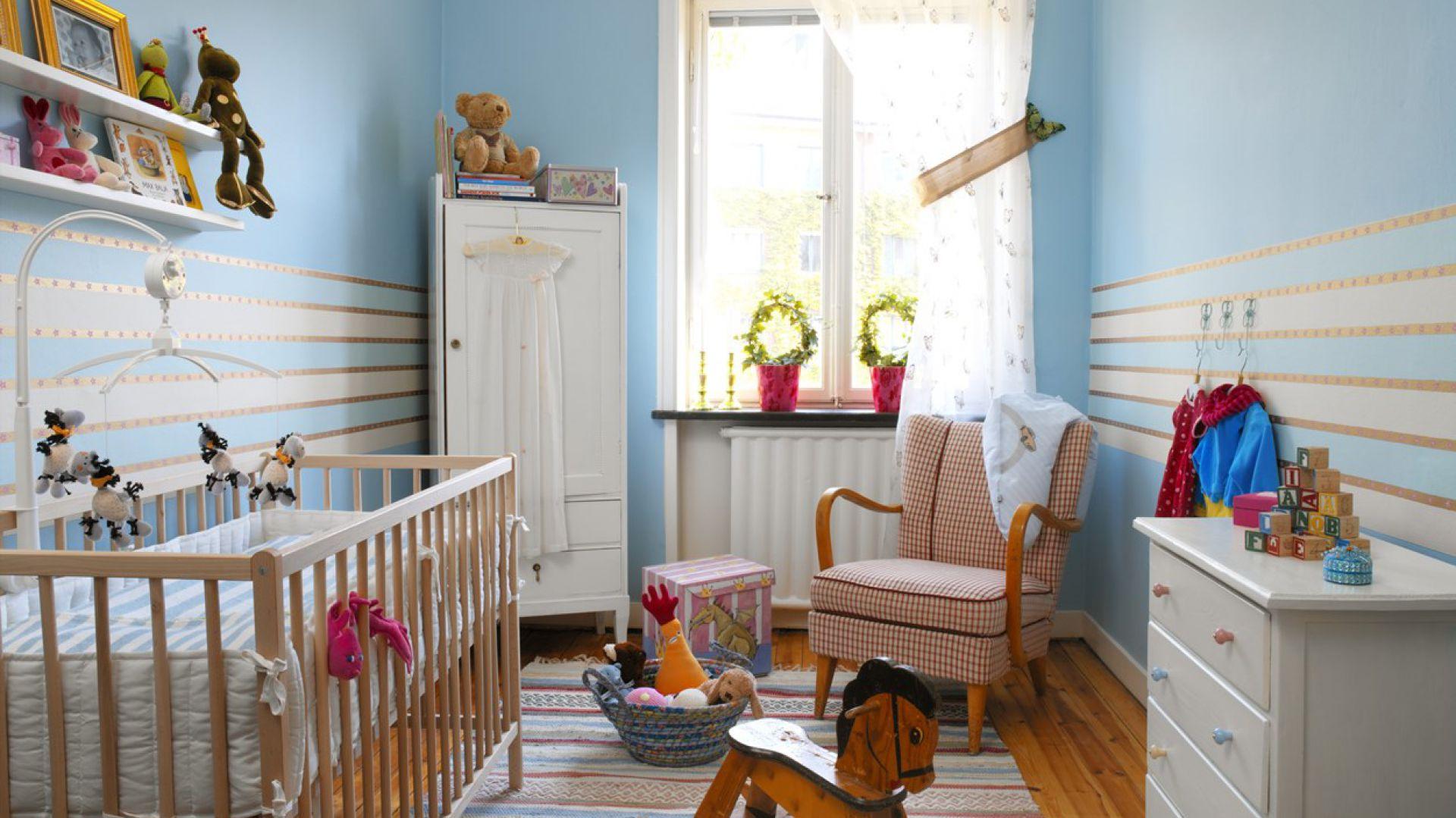 Pokój dla niemowlaka. Fot. Beckers