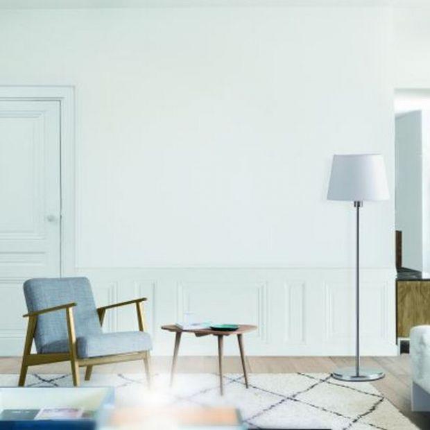 Białe wnętrze: postaw na dobrą farbę