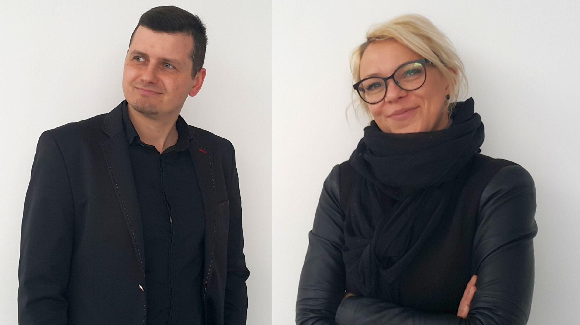Barbara i Tomasz Bradeccy